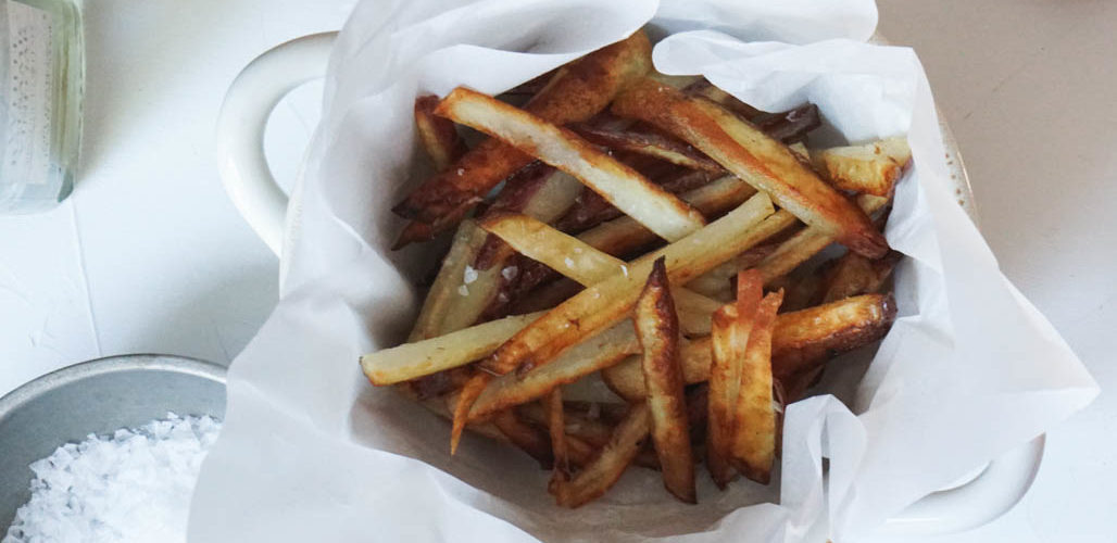 Homemade French Fries and Whole30 Thoughts {second half}